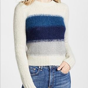 rag & bone▫️ Holland Ombré stripe sweater
